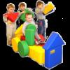 Развивающее, интерактивное оборудование и игрушки